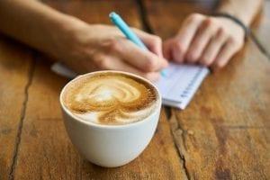 Adverteren op koffieblog
