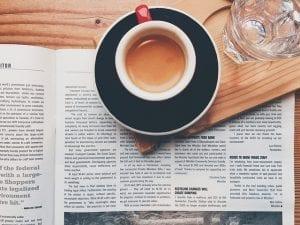 Een goede kop koffie