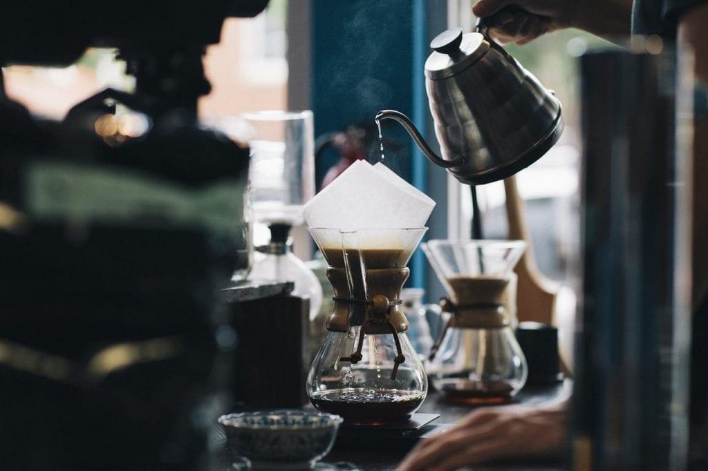 Blog over koffie
