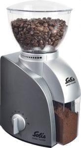 Solis Scala 166 Silver Dust koffiemolen