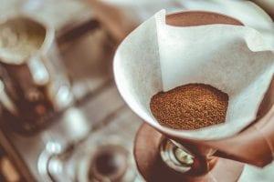 Gemalen koffie bewaren