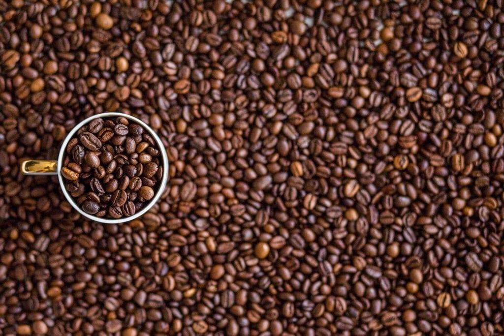 Bijzondere koffiebonen