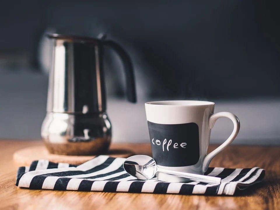 Op vakantie met koffie