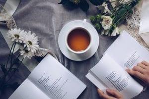 Thee en een goed boek (1)